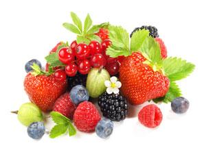 Bushmills reife Früchte