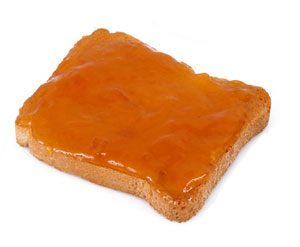 Marmeladentoast