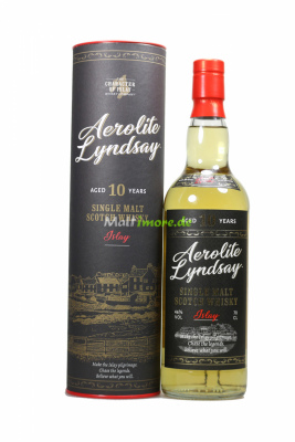 Aerolite Lyndsay 10 Jahre Islay Single Malt Whisky 46%...