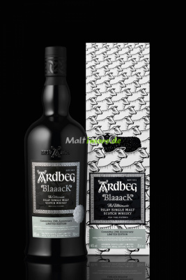 Ardbeg Blaaack The Ultimate Islay Single Malt Whisky 46%...