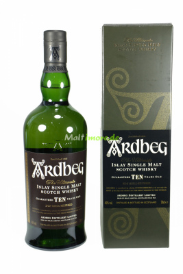 Ardbeg Ten 46% 700ml