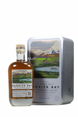 Arran Brodick Bay The Explorers Series Vol.1 49,8% vol....