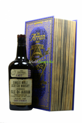 Arran The Exciseman Smugglers Series Vol. 3 56,8% vol. 700ml