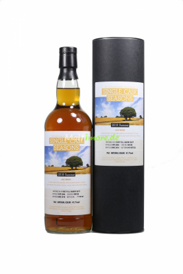 Aultmore 2006 SV Single Cask Seasons Summer 2018 1st Fill...