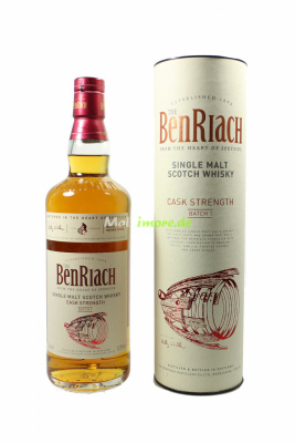 Benriach Cask Strength Batch #1 57,2% 700ml