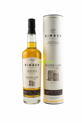 Bimber 2020 Small Batch Peated Cask Batch No. 1 54,1%...
