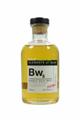 Bowmore Bw5 Elements of Islay Bw5 Full Proof 50,2% 500ml