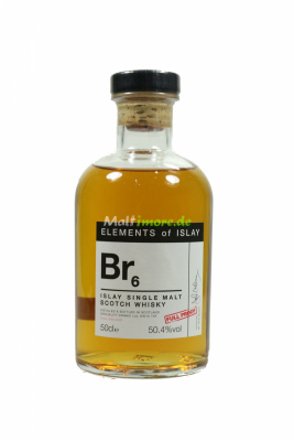 Bruichladdich Br6 Elements of Islay Br6 Full Proof 50,4%...