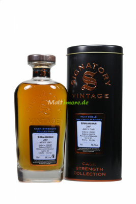 Bunnahabhain 2007 SV Cask 583 First Fill Sherry Butt...