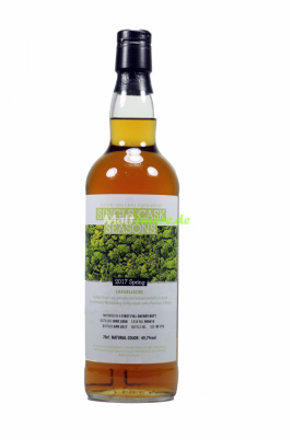 Craigellachie 2008/2017 SV Single Cask Seasons Spring...
