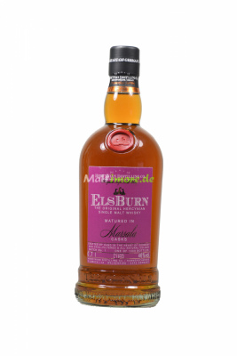 Elsburn Marsala Cask Batch 1 L1942 46% vol. 700ml