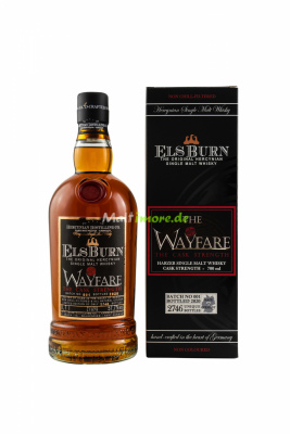 Elsburn Wayfare Batch No. 001 2020 L1979 Cask Strength...