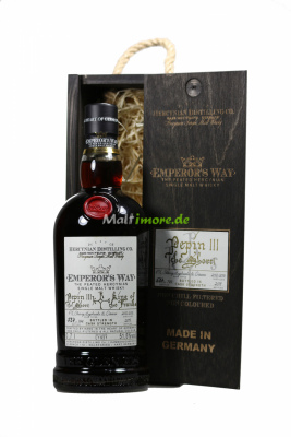 Emperors Way Pepin III Whisky PX Sherry Cask First...