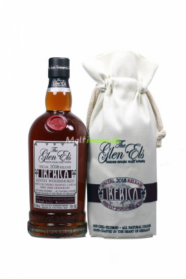 Glen Els Iberica 2018 Gently Woodsmoked Cask Strength...