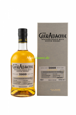 GlenAllachie 2009 Single Casks for Germany Bourbon #42097...