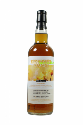 Glenallachie 2008 SV Single Cask Seasons Summer 2016 1st...