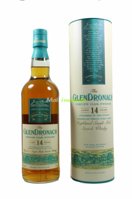 Glendronach 14 Jahre Virgin Oak Finish 2016 46% 700ml