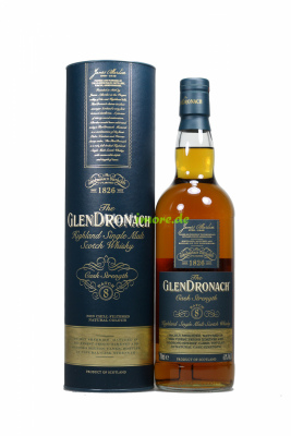 Glendronach Cask Strength Batch 8 10 Years 2019 61% vol....