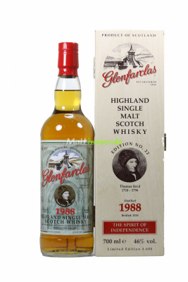 Glenfarclas 1988 Edition 22 Thomas Reid 46% vol. 700ml