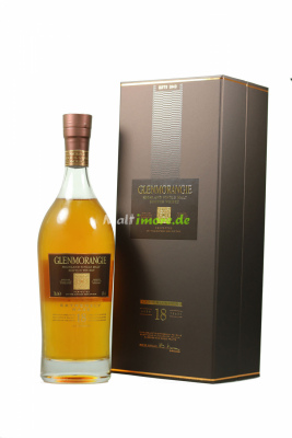Glenmorangie 18 Jahre Extremely Rare Single Malt 43% 700ml