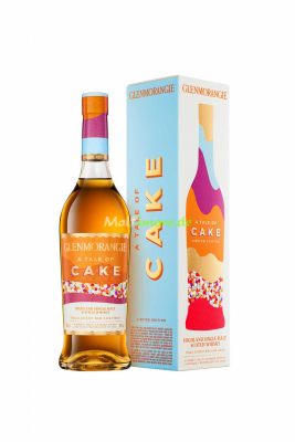 Glenmorangie A Tale of Cake Limited Edition 46% vol. 700ml