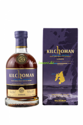 Kilchoman Sanaig Islay Whisky 46% vol. 700ml