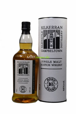 Kilkerran 16 Years Limited Release 2020 Bourbon Casks 46%...