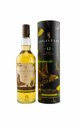 Lagavulin 12 Jahre Diageo Special Release 2020 56,4% vol....