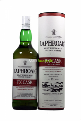 Laphroaig PX Cask 1Liter Islay Single Malt 48% 1000ml
