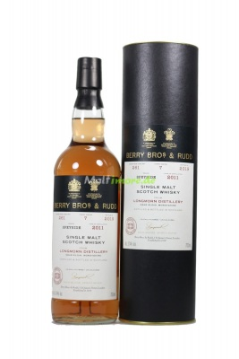 Longmorn 2011 BR Berry Brothers Ex Pomerol Cask Finish...