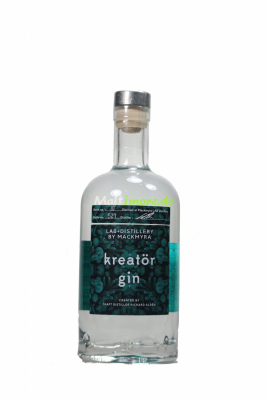 Mackmyra Kreatör Gin 47,3% vol. 500ml