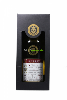Miltonduff 2009 HoMc House of McCallum Wine Cask 46,5%...