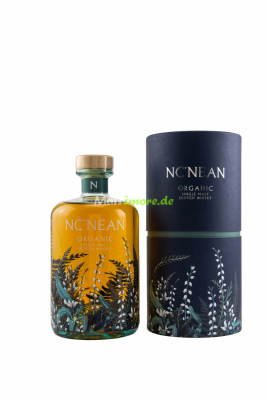 NcNean Organic Bio Single Malt Whisky 46% vol. 700ml
