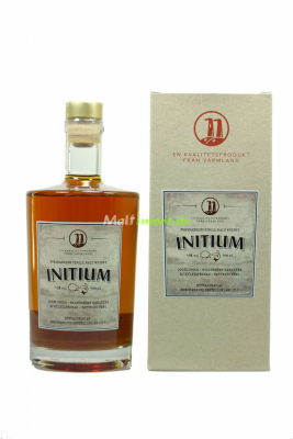 Nordmarkens Initium Doublewood Swedish Single Malt Whisky...