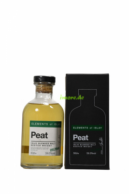 Peat Elements of Islay Blended Full Proof 59,3% 500ml