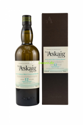 Port Askaig 12 Years Spring Edition 2020 Islay Single...