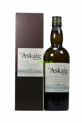Port Askaig 8 Years Islay Single Malt Whisky 45,8% 700ml