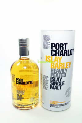 Port Charlotte Islay Barley Heavily Peated 50% 700ml