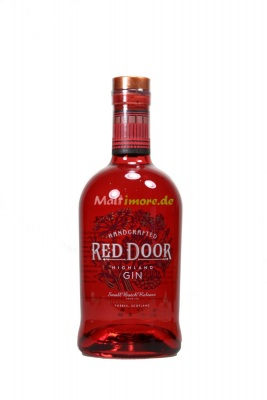 Benromach Red Door Small Batch Highland Gin 45% vol. 700ml