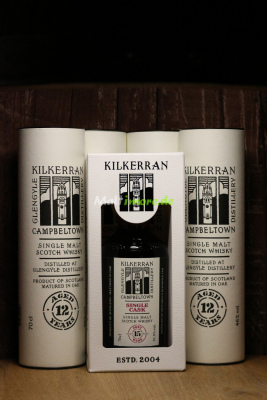 SET Kilkerran 15 Years Port Wood + 4x Kilkerran 12 Jahre...