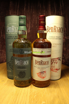 Set Benriach New 2016 Benriach CS Batch 1 + Benriach...