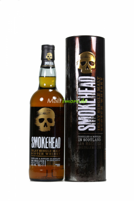 Smokehead 2018 Ian Macleod Peated Islay Single Malt 43%...