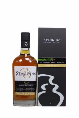 Stauning Rye 2019 Danish Whisky 50% vol. 500ml