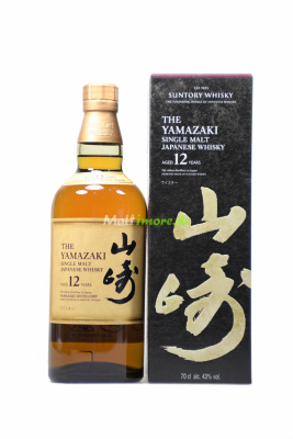Suntory Yamazaki 12 Jahre Japan Single Malt 43% 700ml