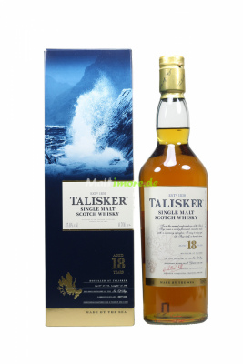 Talisker 18 Jahre Single Malt 45,8% vol. 700ml