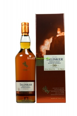 Talisker 30 Jahre 2017 Islay Single Malt 45,8% vol. 700ml