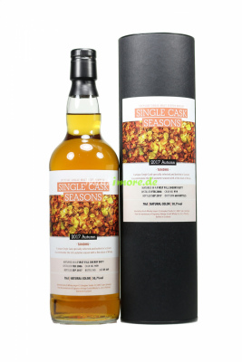 Tamdhu 2006 SV Single Cask Seasons Autumn 2017 First Fill...