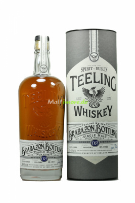 Teeling Brabazon Bottling Series 2 Port Casks 49,5% vol....