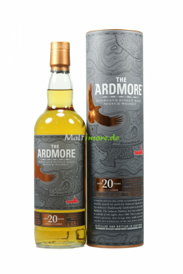 The Ardmore Vintage 1996 20 Jahre 49,3% vol. 700ml