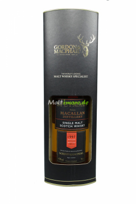 The Macallan 18 Jahre 1997/2015 Gordon & MacPhail...